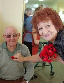 Anzac Day 2016 in Hall & Prior homes