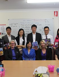 NSW hosts Hong Kong Council of Social Services delegation tour
