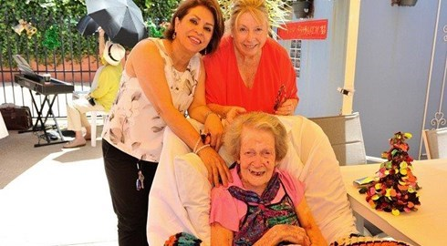 Lorna Tostevin – 103 Years Young